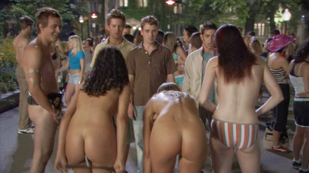 American pie the naked mile sex